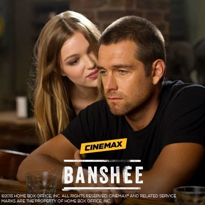 Banshee ~ great new show! Saison 1 et 2 avant que ça ne devienne du grand n'importe quoi