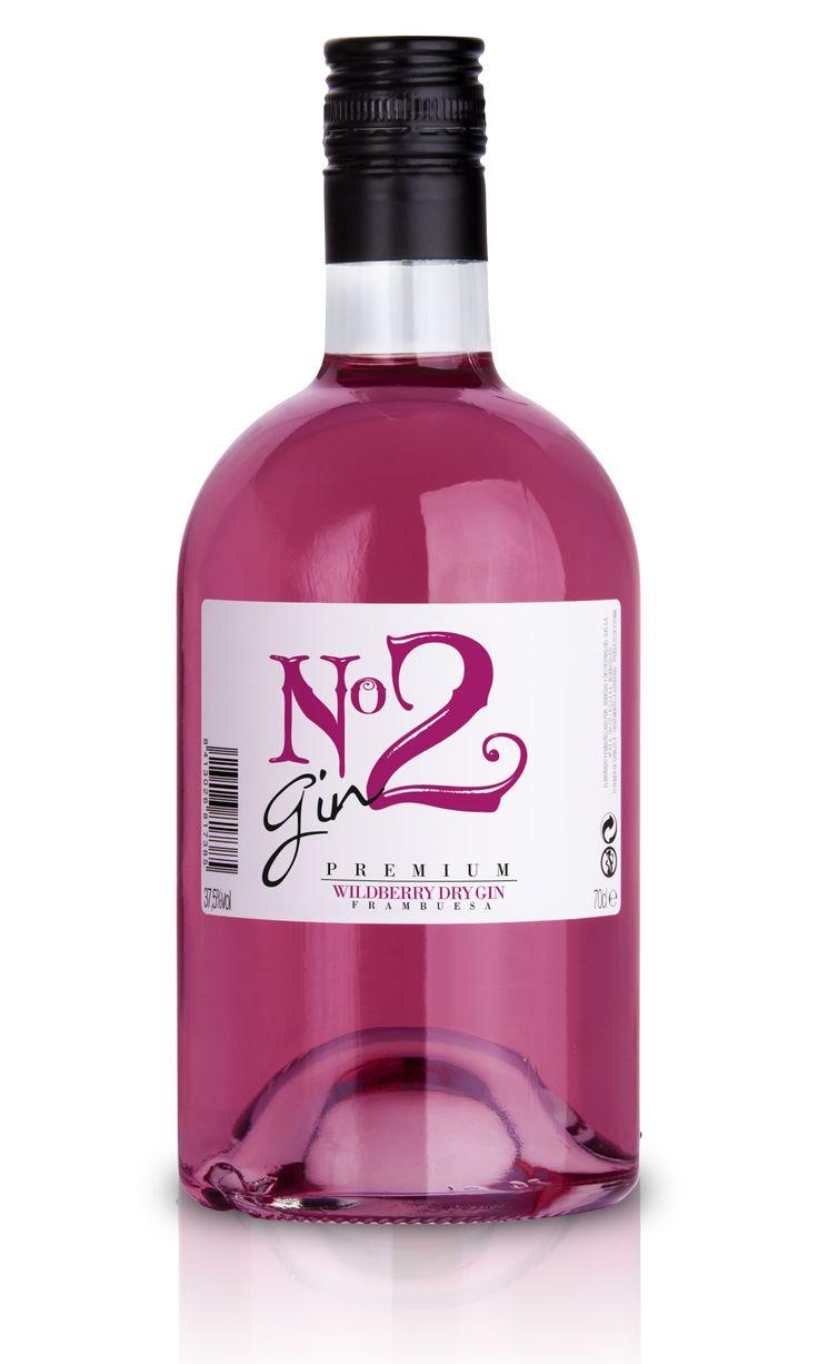 Nº2 WILDBERRY DRY GIN 37 PD