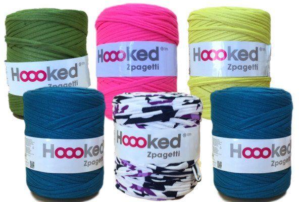Savana Knitting BOX Cajas de suscripción mensual llenas de trapillo de colores y formas