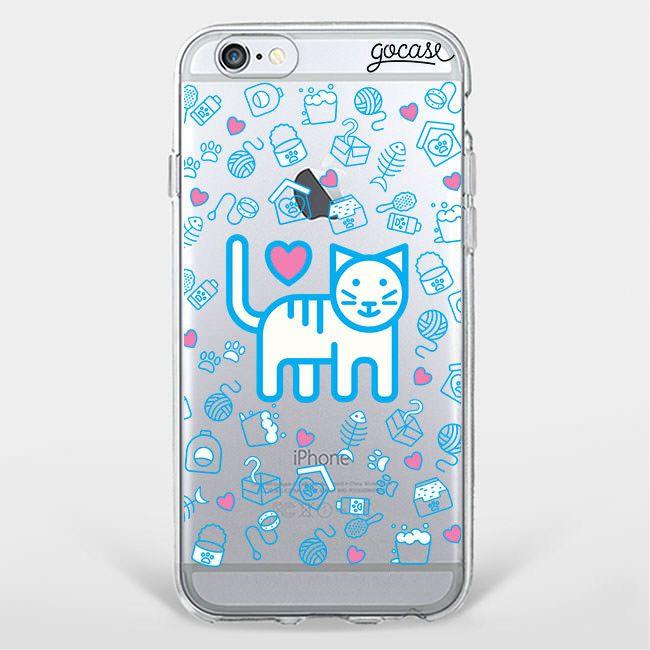 Custom Phone Case Cat Things