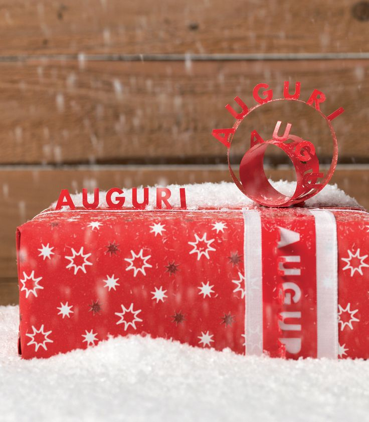 Ribbon 3D - Nastro 3D #gift #idea #bows #ribbons #present #home #design #christmas #3d #wishes #auguri #natale