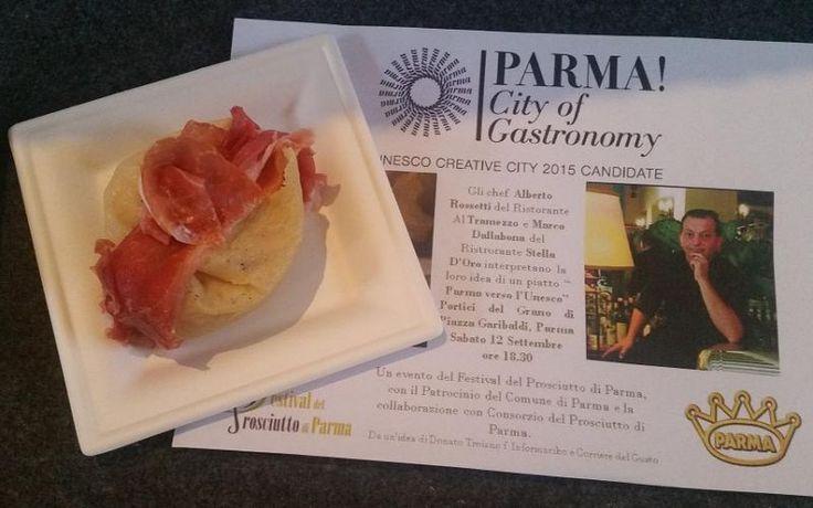 """Lo Scrigno dei sapori parmigiani, la ricetta dello chef Marco Dellabona per """"Parma Città della Gastronomia Unesco"""" http://www.informacibo.it/_sito/cucina-nel-mondo/lo-scrigno-dei-sapori-parmigiani-la-ricetta-dello-chef-marco-dellabona-per-parma-citta-della-gastronomia-unesco/"""