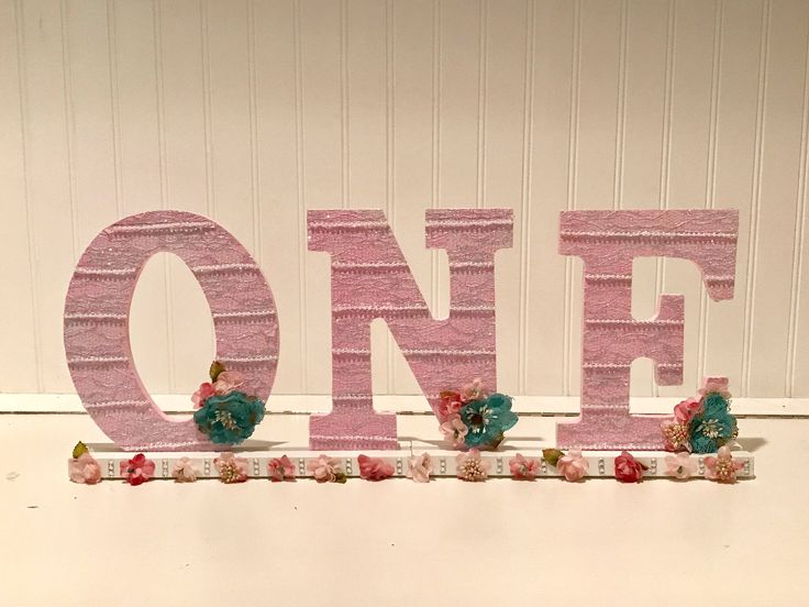 Excited to share the latest addition to my #etsy shop: Birthday Number Display