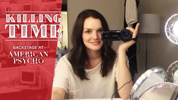 Killing Time: Backstage at American Psycho with Jennifer Damiano, Episode 5: Jamming with Duncan Sheik!