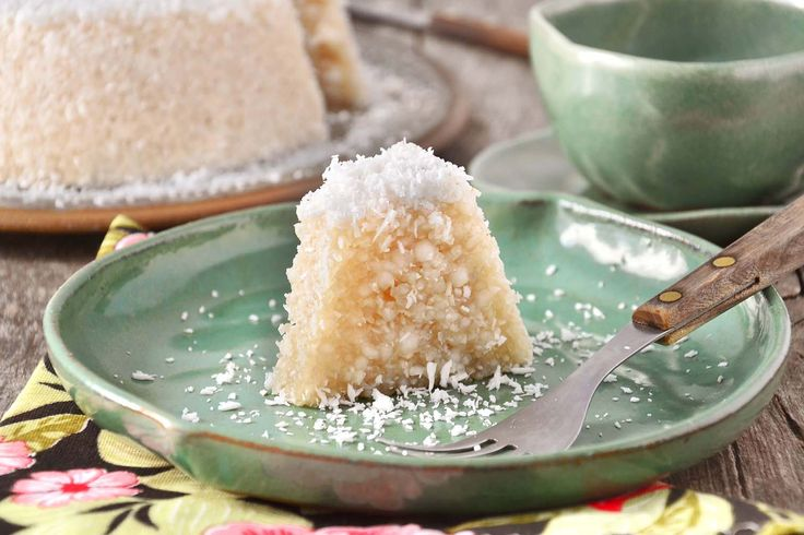 Pudim de tapioca com coco                                                                                                                                                                                 Mais