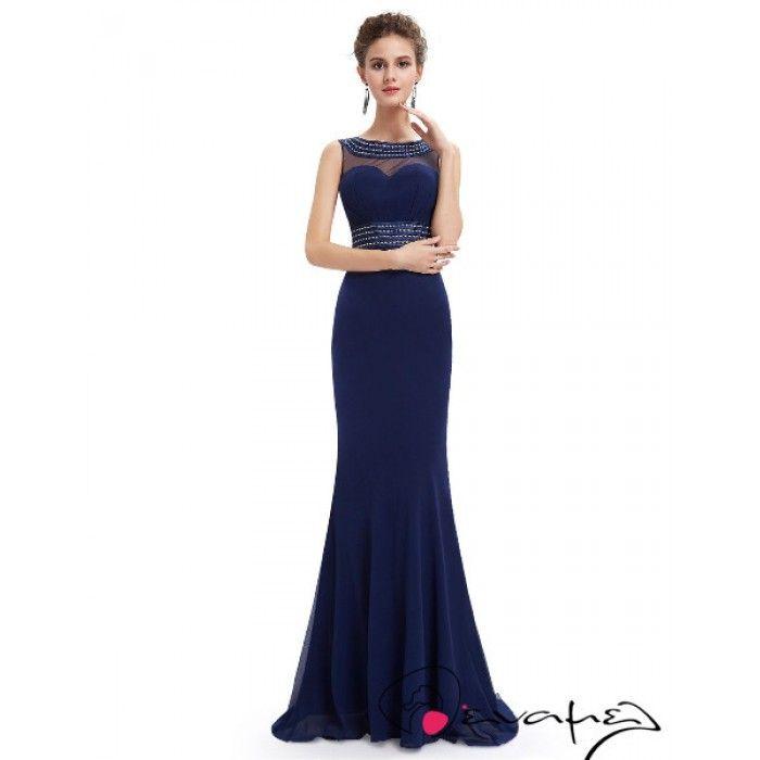 Μεταξωτό Βραδυνό Φόρεμα Γοργονέ