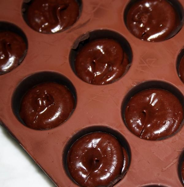 Cómo hacer bombones de chocolate