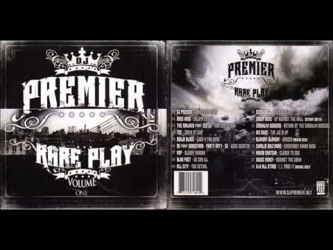 DJ Premier Rare Play Vol. 1 - Full Album - YouTube