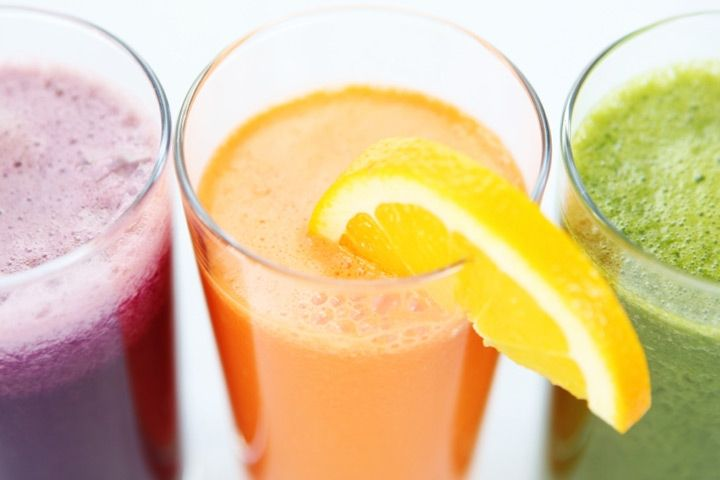 Dr. Junger's 3-Day Liquid Cleanse: If you're sluggish, hooked on processed food and fat all over, this detox will help reboot your digestive system.
