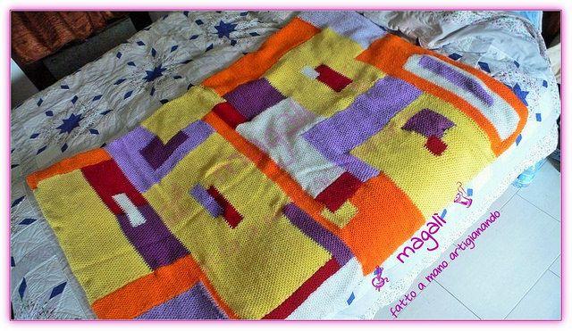 magalì: corposa copertina multicolore