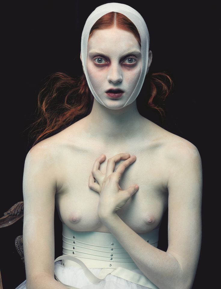 The Wild Magazine ✪ Codie Young ☛ Erwin Olaf. 10