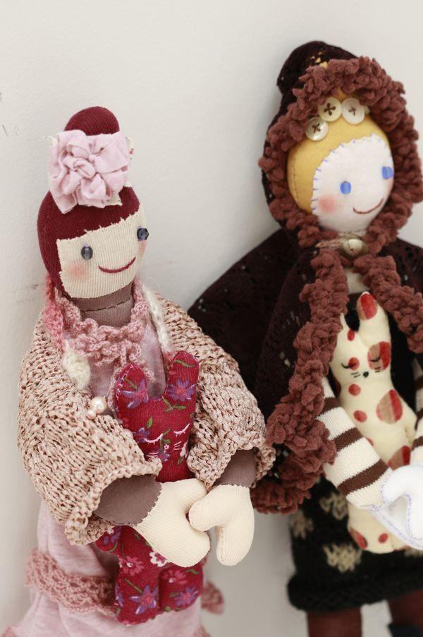 Inspiration file 04世界にひとつの手作り人形