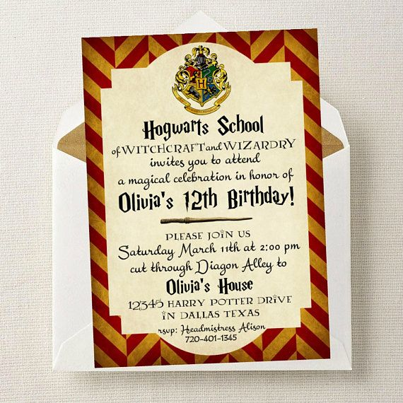 The 25 best Harry potter birthday meme ideas – Harry Potter Birthday Invites