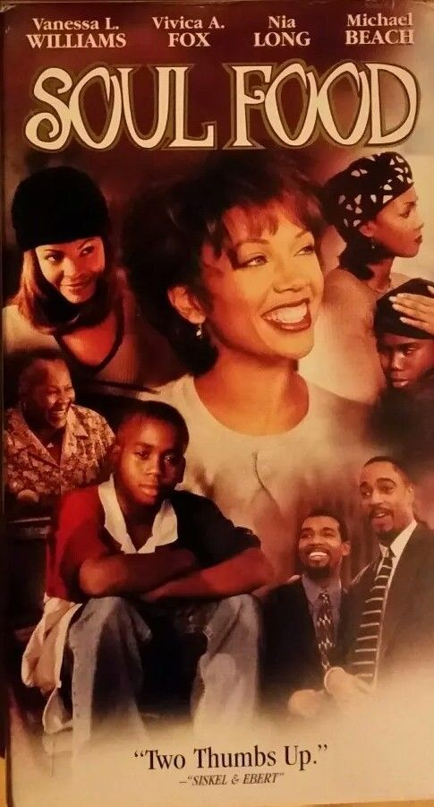 Soul Food - VHS ***FREE SHIPPING***