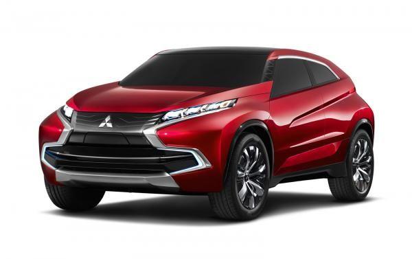 Mitsubishi XR-Phev Concept - Vivaoto.com - Majalah Otomotif Online