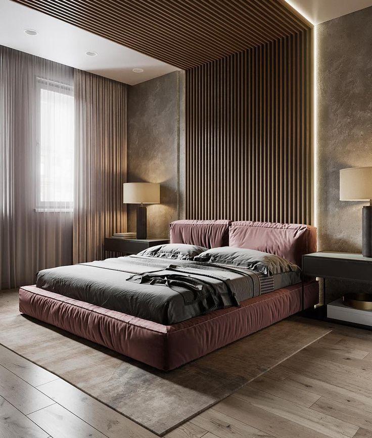 рыцарь лучший дизайн спальни в современном стиле фото вижу