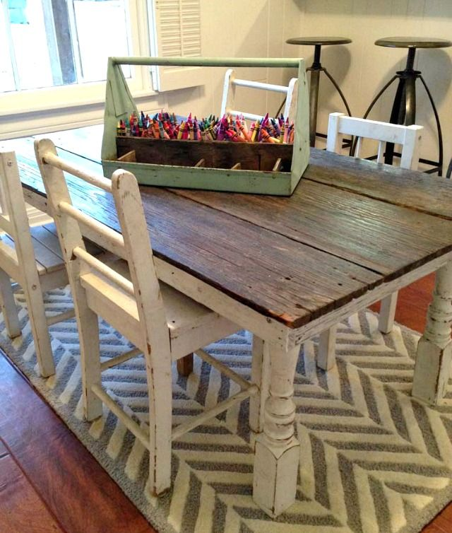 5 Ways To Get The Fixer Upper Look {For Under $50} : 5 On Friday - Worthing Court