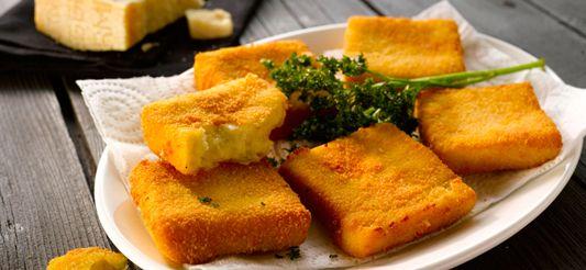 Delhaize - Fondus au parmesan