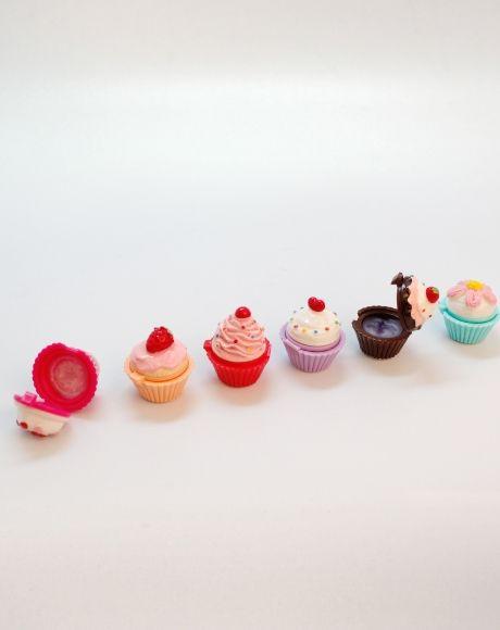 Cupcake Lip Gloss Set Pavement United Brands
