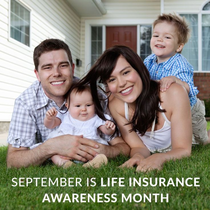 September is Life Insurance Awareness Month! While no one likes to think about Life Insurance, the purpose of Life Insurance is to make sure your loved ones are taken care of when you are gone. Many times, it is the difference between losing your home or being able to stay in the family home. Ensure that your loved ones are financially protected if something were to happen to you.  Our goal is not to just sell you Life Insurance—our goal is to sell a relationship based on trust and