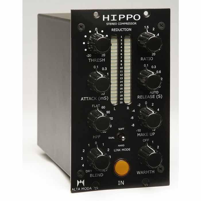 Alta Moda Hippo Compresor VCA - Serie 500 Audio
