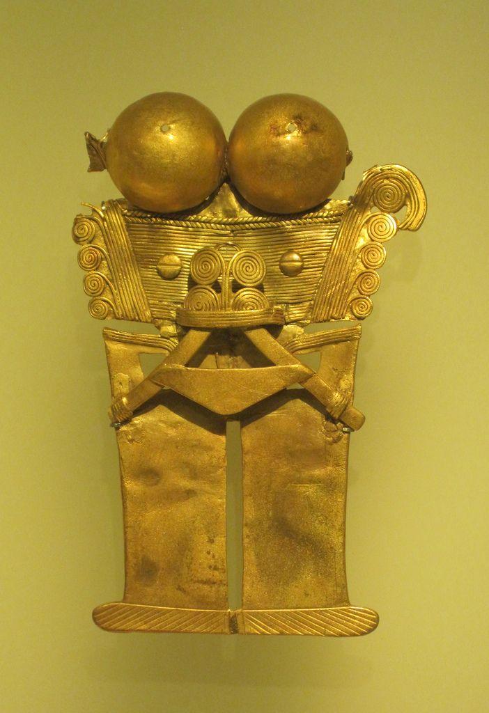 Gold Museum Bogota Colombia   por dirk huijssoon