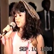 Video of a Young Shakira Singing Performance