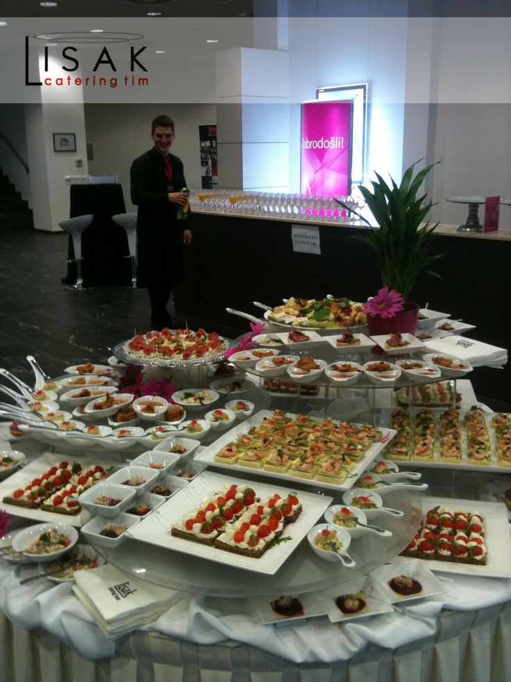 Conosciuto 1303 best Parties - Food Displays images on Pinterest | Sandwiches  WI42