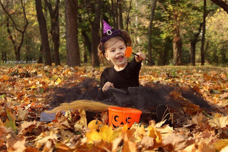 Halloween Photo Session - Daiana