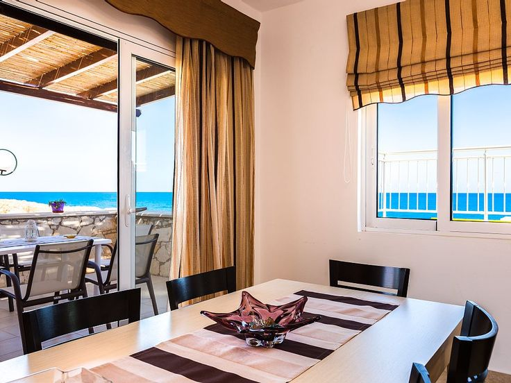 Panormos house rental - The whole apartment has great sea views.