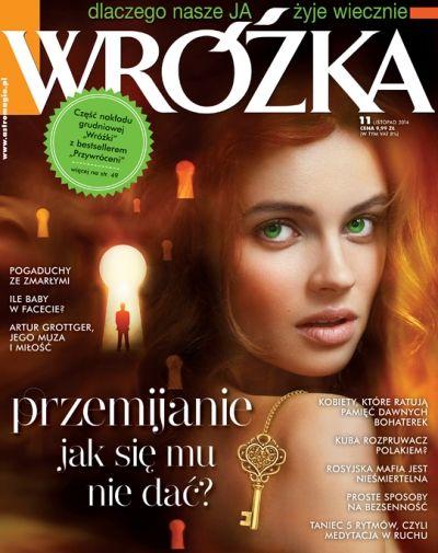 """WRÓŻKA"" listopad 2014"