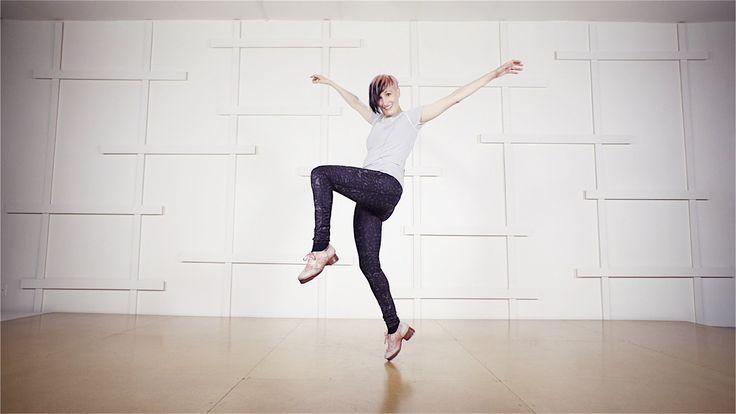 "Brooke Paulsen-Zelus ""Can't Feel My Face"" - Tap Online Dance Class/Chore..."