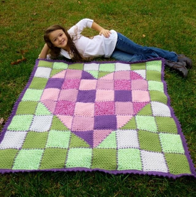 Knitting Patterns Blankets Patchwork : 31 best images about blanket for grandma on Pinterest Patchwork, Patchwork ...