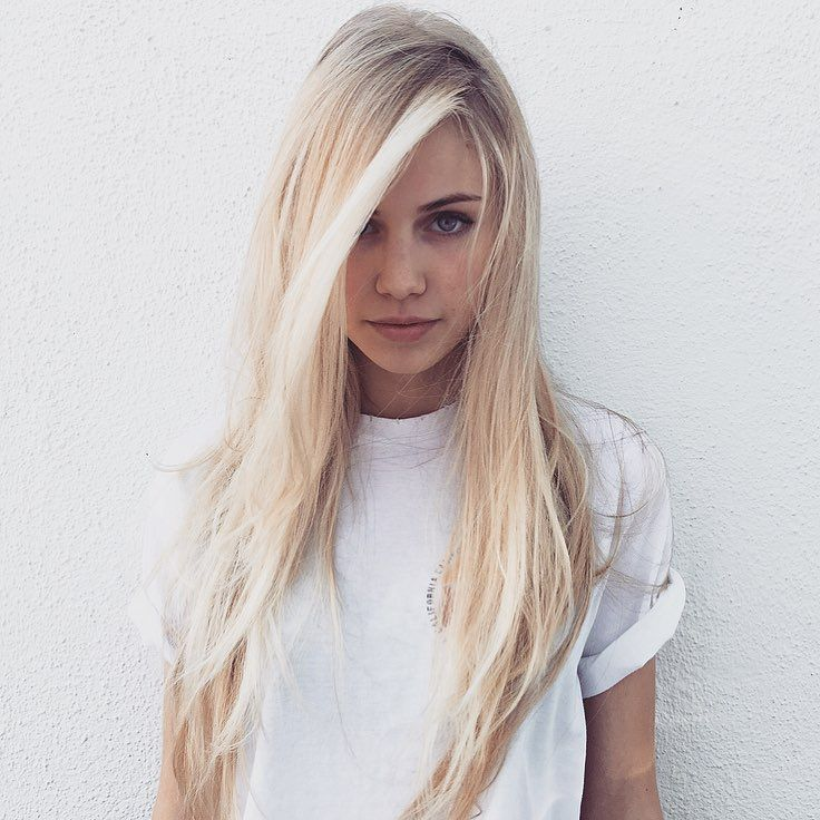 """Scarlett Rose Leithold on Instagram: """"Blonde by @jeanpierresosa"""""""