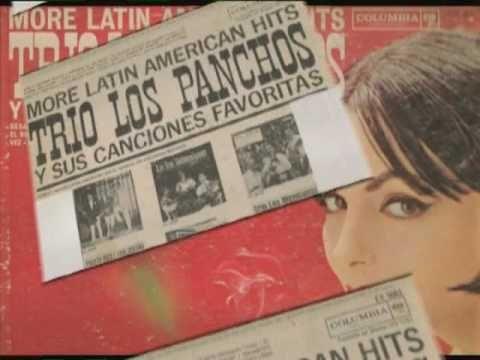 ▶ PERFIDIA - TRIO LOS PANCHOS.mpg - YouTube