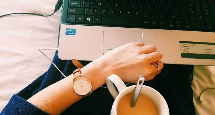 Watches and tea