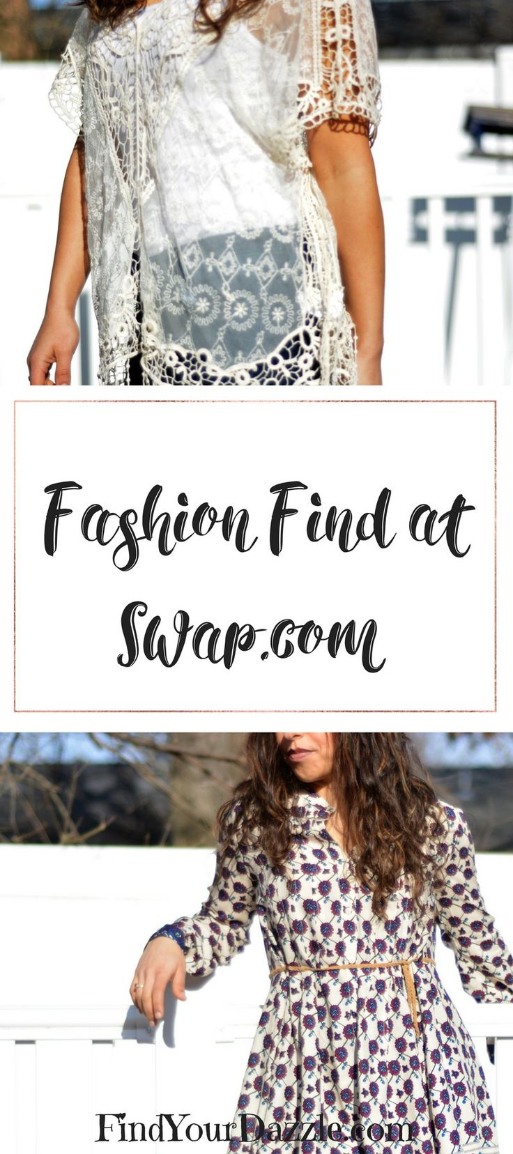 Fashion finds from online consignment shop swap.com! #fashion #consignment #thriftshop