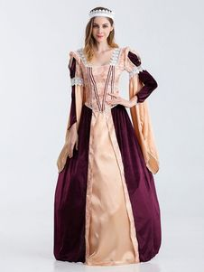 Traje Retro damas diosa griega Vintage vestido traje de las mujeres