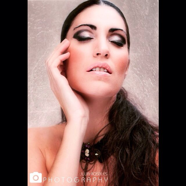 Model beauty #make up Rocio Garcia #photoshoot #juliarosalesphotography