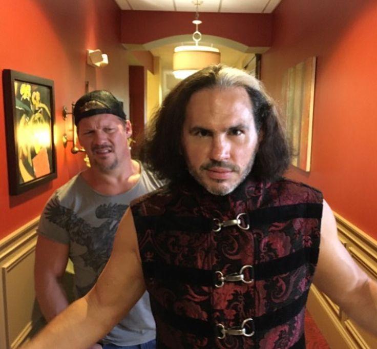 Broken Matt Hardy (w/Chris Jericho)