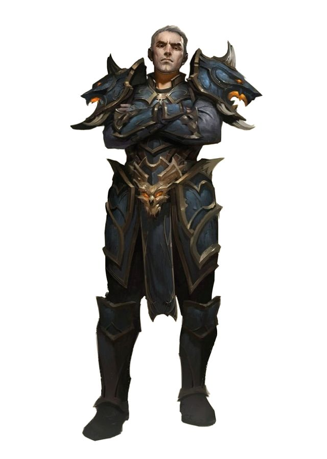 Male Human Antipaladin - Pathfinder PFRPG DND D&D 3.5 5th ed d20 fantasy
