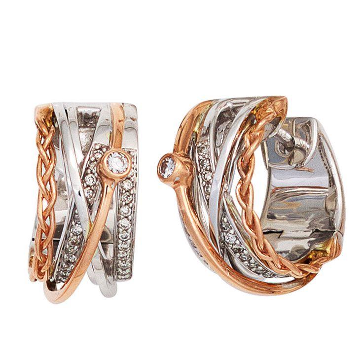 Creolen 585 Gold Weißgold Rotgold 52 Diamanten Brillanten Ohrringe A32155 http://www.ebay.de/itm/Creolen-585-Gold-Weissgold-Rotgold-52-Diamanten-Brillanten-Ohrringe-A32155-/151981454290?ssPageName=STRK:MESE:IT
