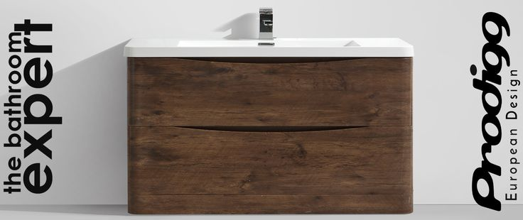Smile - Bathroom Free Standing Vanity 120cm by Prodigg®