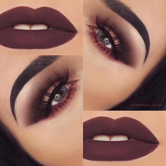 WEBSTA @ preanka_glam - My favorite shades. It's the right mix of cool and warm tones! My skin shade