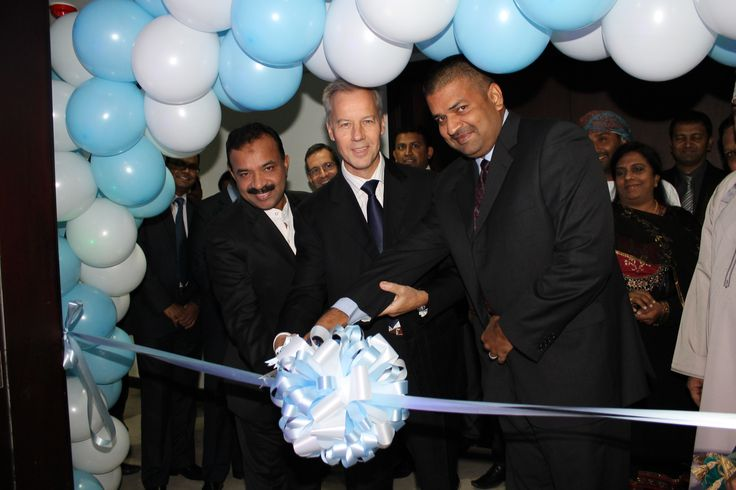 Inauguration of our new Amadeus Gulf office in Muscat, Oman!