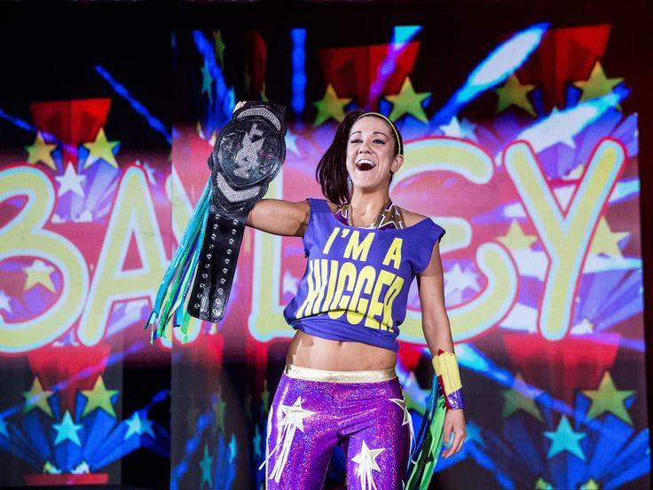 Bayley - NXT Divas Champion