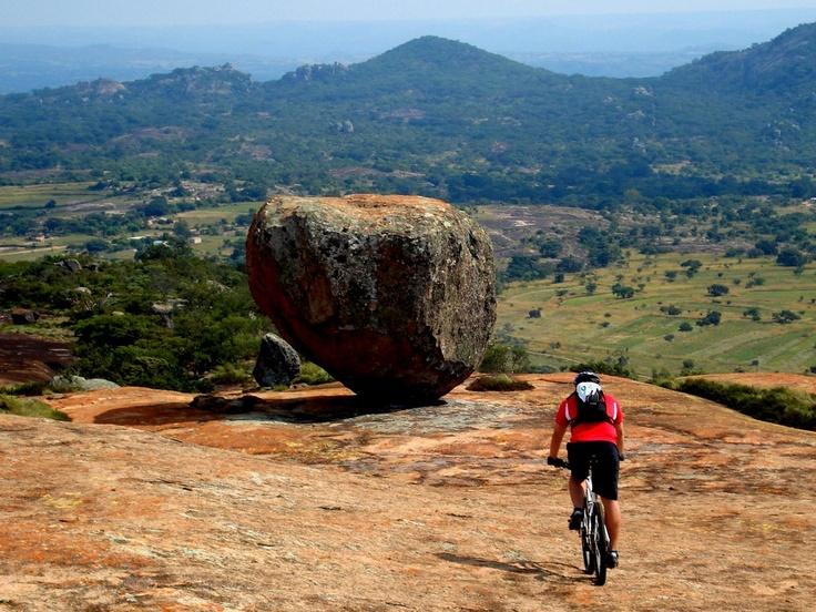 Matobo Hills - #Zimbabwe.