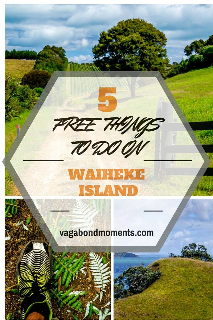 Living in busy Auckland for the last 8 months, I\\\'ve had to find a place where I could spend quiet and peaceful moments in nature without driving hours out of the city. Waiheke Island is one place that caught my attention from the start and it has since then been ...
