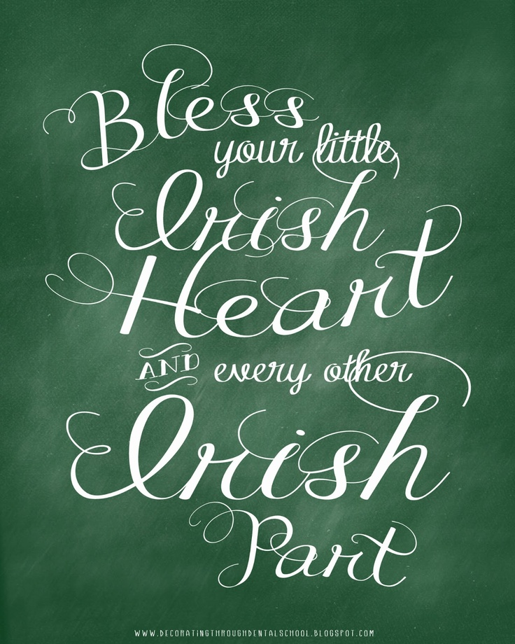 Famous Irish Quotes About Life Adorable 53 Best Stpatrick's Dayirish Blessingssayingsgraphics Images
