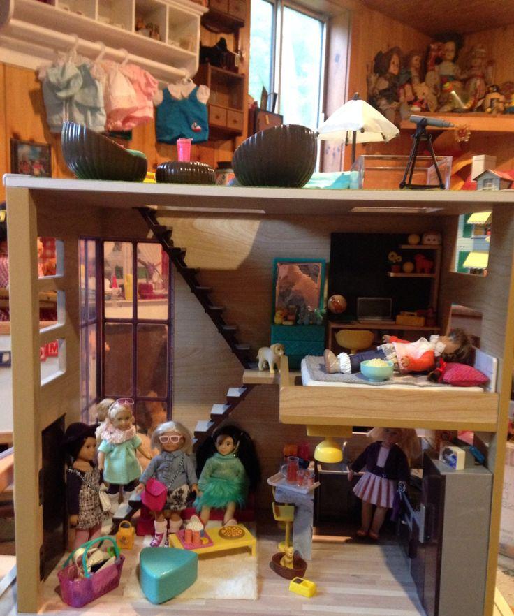 Target Lori Dollhouse For Mini Dolls